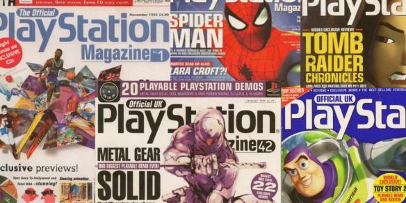 PlayStation官方杂志宣布停刊 曾是最畅销的游戏杂志