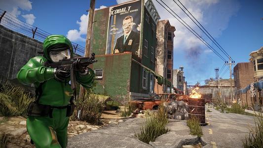 多人生存游戏《腐蚀》主机版6月1日发售 预购已开启
