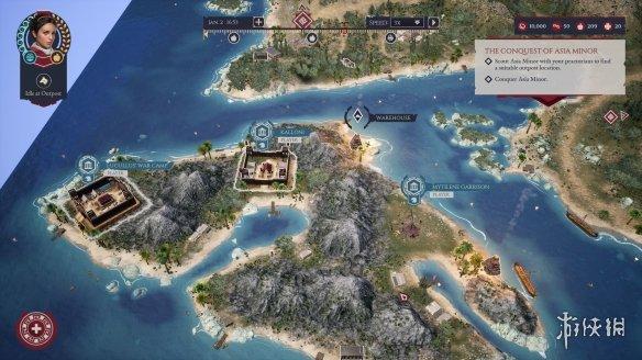 回合战略《远征军:罗马》上Steam 系列首次支持简中