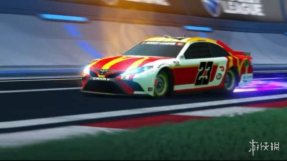 《火箭联盟》第三赛季纳斯卡赛车DLC 5月6日上线!