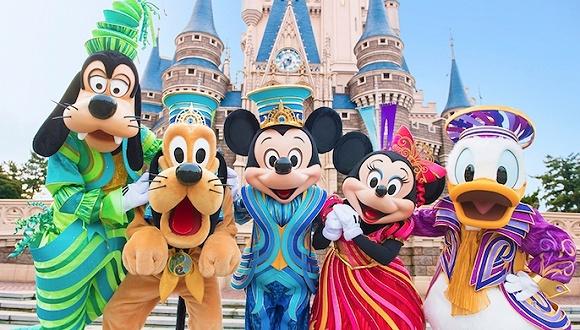 赔到脱裤子!因为疫情东京迪士尼乐园惨赔542亿日元