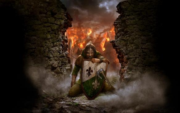 《征服的荣耀:围城》将于2021年5月18日发售:首周8折,管理对砍蛮族入侵的最后一支守军