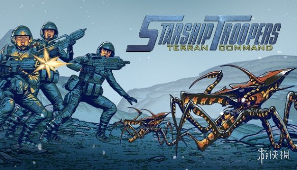 RTS新作《星河战队:人族指挥部》实机演示公开 预计将于2021年内发售