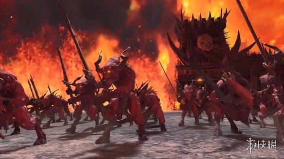 """《全面战争:战锤3》首个实机演示!全新""""生存战斗""""模式展示"""