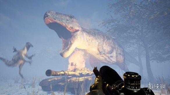 生存恐怖《恐龙烈战》将登陆Steam:与变种恐龙激战