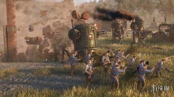 """《钢铁收割》DLC""""飞鹰行动""""IGN 7分:剧情战役很火爆"""
