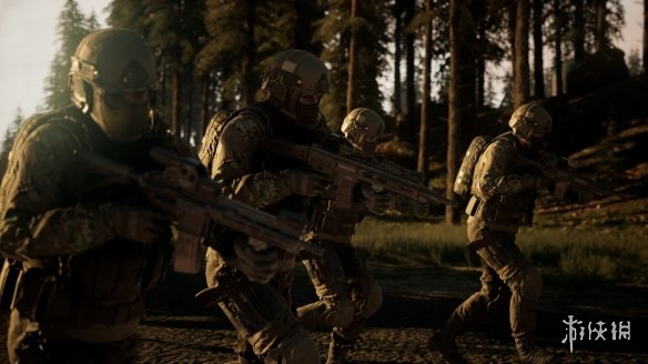 战术射击《Black One Blood Brothers》将推抢先体验 你能否冲破重重弹雨救回人质?