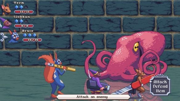角色扮演RPG《Small Saga》上架Steam!发售日公布