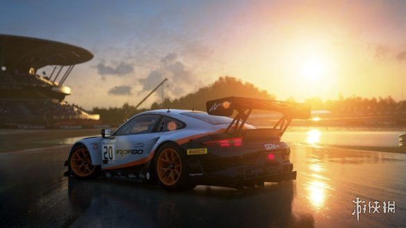 赛车游戏《神力科莎》续作确认制作中!2024年发售