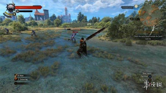 致敬三浦建太郎!《巫师3》剑风传奇人物MOD发布!