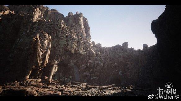 美轮美奂 震撼人心!《黑神话:悟空》虚幻5场景图公布