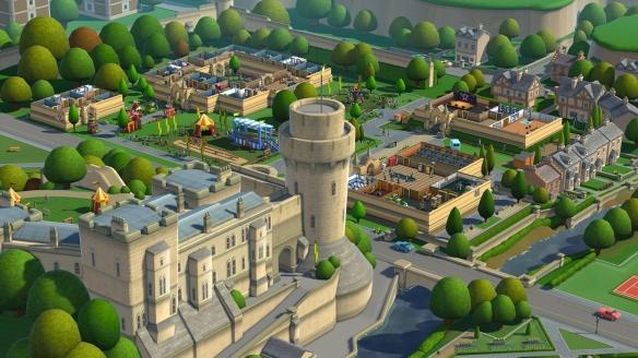 微软商城泄露《双点医院》开发商新作《双点大学》