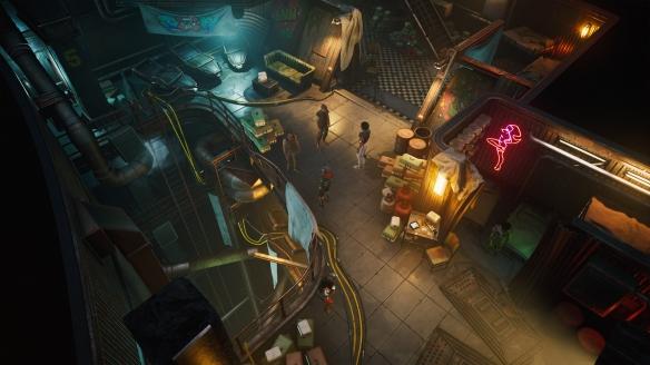 穿梭现实与虚拟世界 赛博rpg《骇游侠探》限时免费试玩版上线了