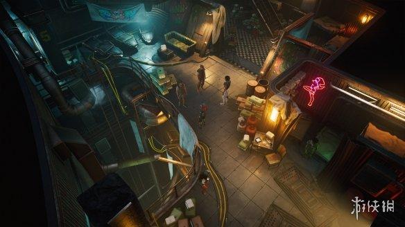 赛博侦探RPG《骇游侠探》免费试玩今日上线Steam!