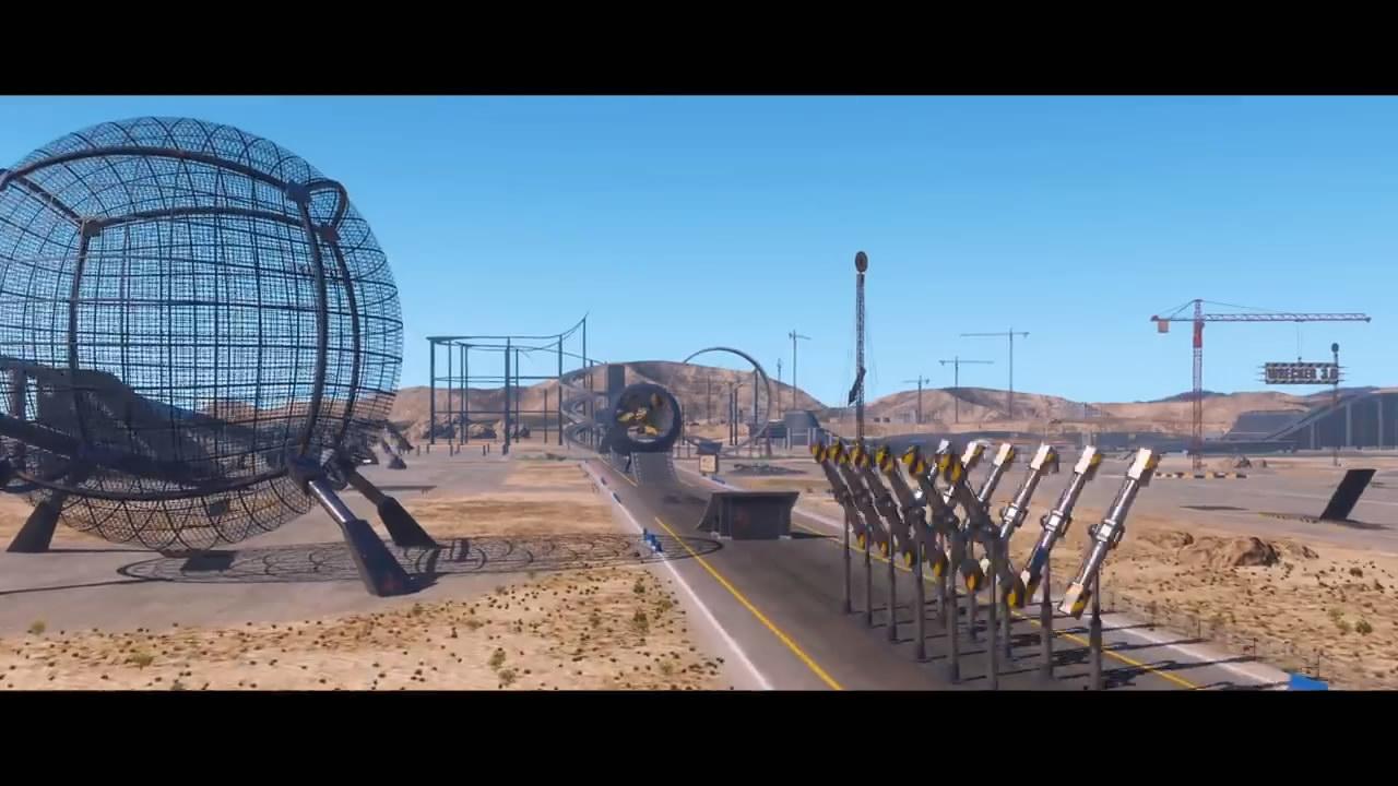 破坏系竞速《撞车嘉年华》PS5/XSX版发售!预告赏