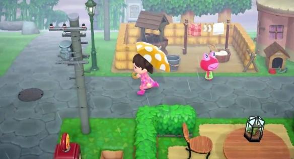 《动物森友会》曝新宣传片:上线多种现实同款物品,一台Switch可支持4人游玩
