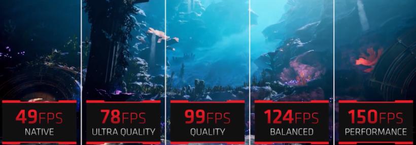 微软Xbox Series X/S将支持AMD FSR:可将游戏帧率翻倍