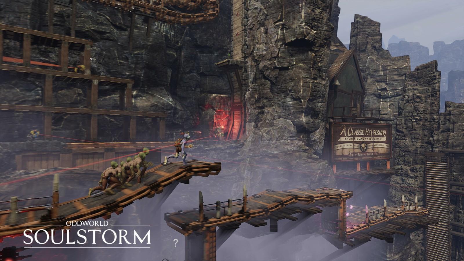 《奇异世界:灵魂风暴》将登陆Xbox Series X/S