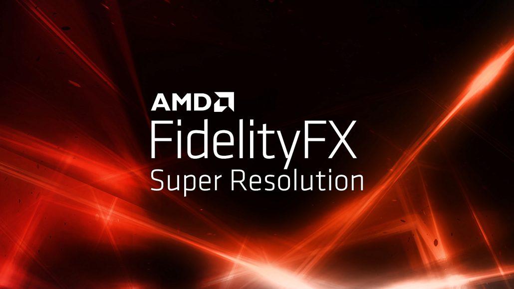 微软确认FidelityFX超分辨率将支持Xbox Series X/S