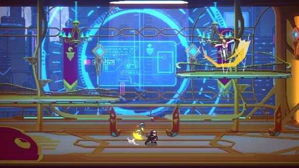 2D超爽快Roguelike游戏《刀锋战神》抢先体验开启:包含4个完整章节及50多种物品
