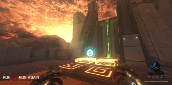 第一人称跑酷游戏《死了都要跑》公布新预告 21年发售