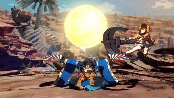 《罪恶装备:斗争》官方公布PS5版全角色觉醒必杀!