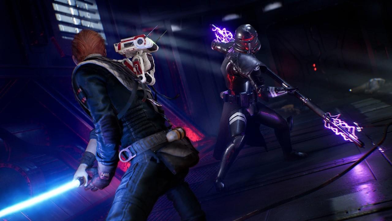 网曝PS5版《星战绝地:陨落的武士团》6月11日发售!
