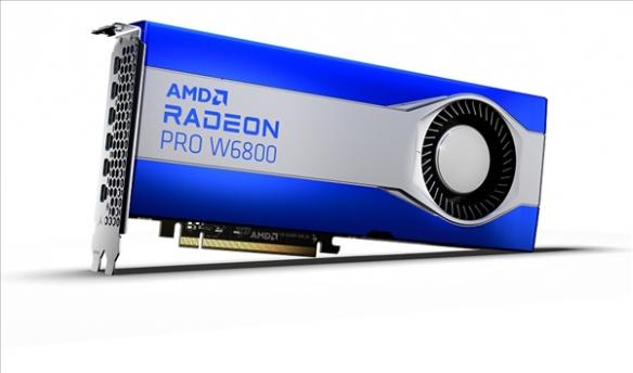 AMD正式发布RDNA2专业显卡:第一次上32GB显存