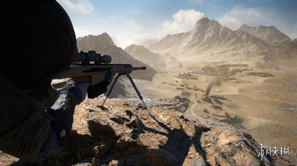 """《狙击手:幽灵战士契约2》:扮演代号""""渡鸦""""的契约狙击手刺客,千里之外击杀任务目标"""