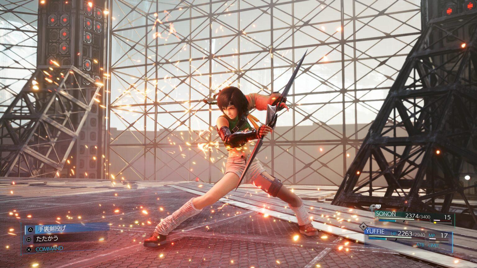 剧透警告!《最终幻想7 重制版 Intergrade》新结局CG
