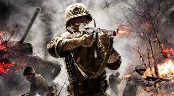 动视第一人称射击游戏《使命召唤先锋》游侠专题上线