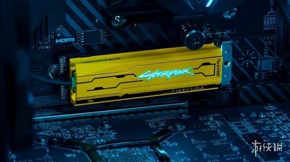 充满未来科技感 希捷推出赛博朋克2077限量版SSD