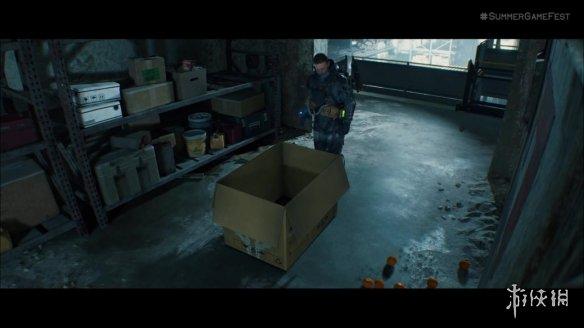 夏日游戏节:《死亡搁浅:导演剪辑版》纸箱有内味了