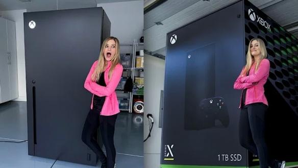 微软Xbox市场总监发推 确认Xbox迷你冰箱仍然会有