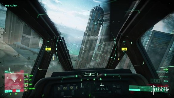 E3 2021:《战地2042》实机演示 现在我们都是伞兵了