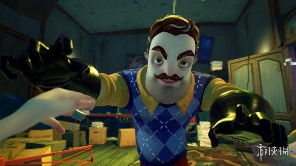 惊悚动作冒险游戏《你好邻居2》全新预告 你能否找到人口失踪的背后真相?