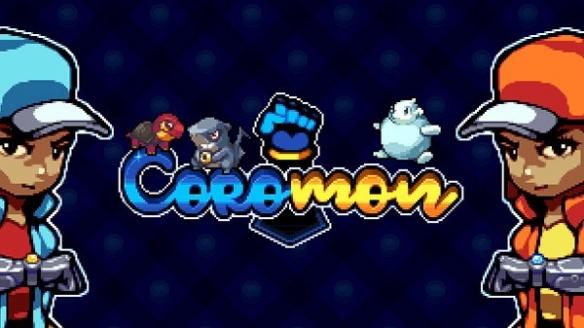 类宝可梦游戏《科洛蒙》人类和Coromon们一起和谐相处