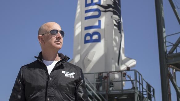 超6千人请愿:贝索斯去太空请带上马斯克,别回来了!