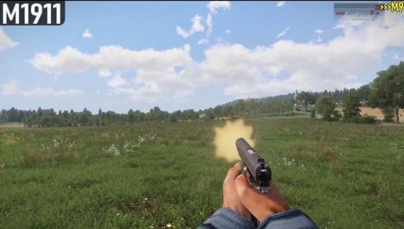 《武装突袭3》DLC追加武器演示 M1911、RPG-7火箭炮等新武器登场