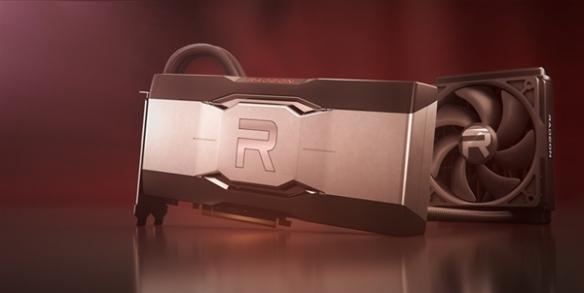 AMD正式发布RX6900XT水冷版:频率拔高 功耗330W