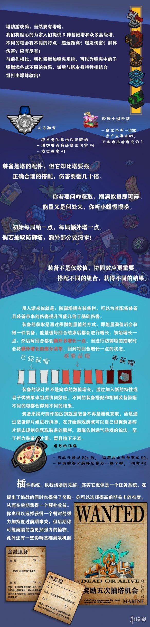 国产肉鸽塔防《变量2》8月31日登Steam!限时买1送2