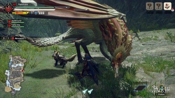 《怪猎:崛起》总监谈Switch主机优化 面临重重挑战