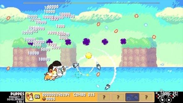 清板射击游戏《ProtoCorgi》上架steam 8月26日发售
