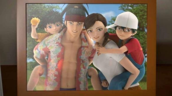 新剧场版《网球王子》曝宣传片 超燃RAP插曲展示 影片将于9月3日上映