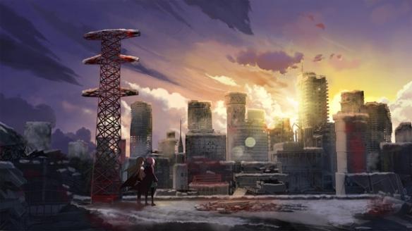 末日生存游戏《鸢之歌》在末日废土上盛开的百合花 拯救世界还是活着?