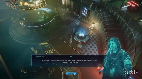 赛博朋克侦探RPG游戏《骇游侠探》最新预告片公布!