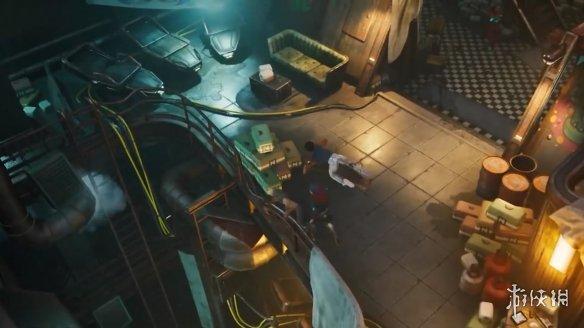 侦探RPG游戏《骇游侠探》最新预告片公布!正确的选择也会面临困境
