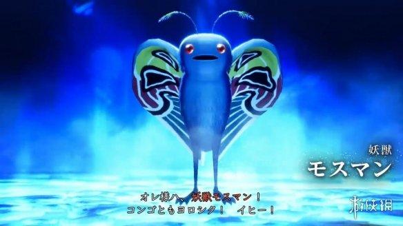 """《真女神转生5》""""天蛾人""""介绍!对血液及其敏感且无需展翅就可飞得很高"""