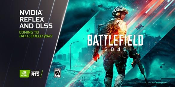NVIDIA宣布将和EA合作强化《战地2042》PC版体验 前所未有128人大地图来了