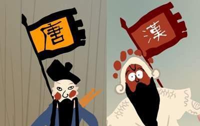 国外战争告一段落后,中国哪个朝代更适合《战意》?